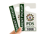 Drop-Off / Pick-Up Tags