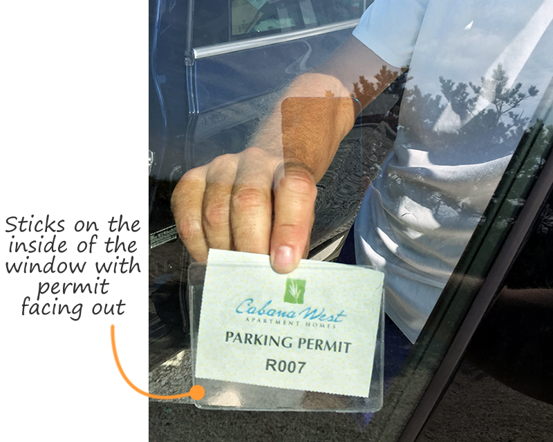 Parking Permit Holders Free Shipping From Myparkingpermit