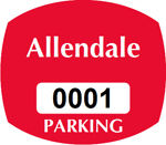 Parking Labels - Design OS1