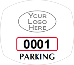 Parking Labels - Design OS1L