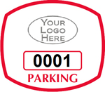Parking Labels - Design OS4L