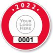 Parking Labels - Design CR2L