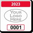 Parking Labels - Design SQ1L