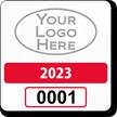 Parking Labels - Design SQ3L