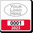 Parking Labels - Design SQ4L