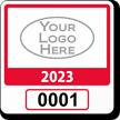 Parking Labels - Design SQ5L