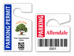 Barcode Parking Permits