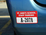 Bumper Sticker Decals