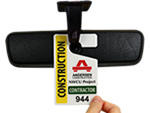 Contractor Parking Passes & Permits