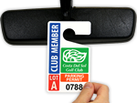 Custom Parking Tags