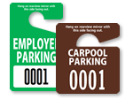 Employee Parking Permits