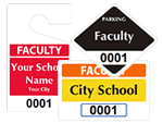 Faculty and Staff Parking Permits