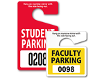 Student Faculty Parking Permits
