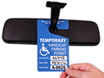 More Handicapped Parking Permits