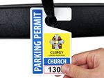 More Parking Tag Templates