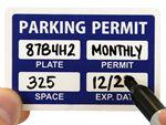 Reserve Parking Permits