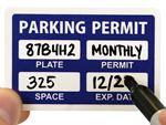 Reserve-a-Spot™ Parking Permits