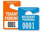 Resident & Tenant Parking