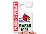 Staff Parking Permits