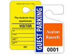 Visitor & Guest Parking Permits