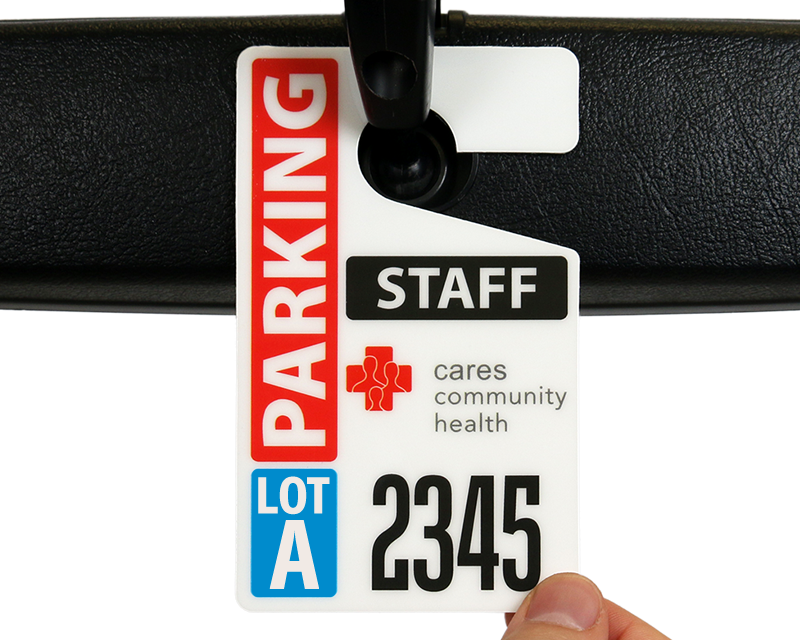 how to get a bcit staff parking permit