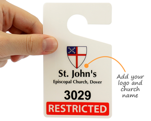 Add your church logo or photo