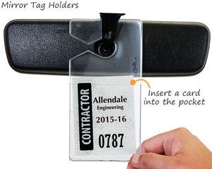 Permit holders