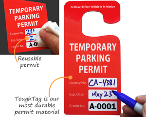 Reusable Permit