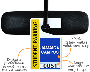 SmartPass™ Student Parking Passes