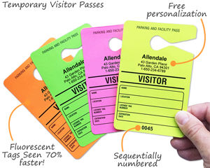 Visitor Parking Passes