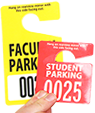 Huge Selection of School Parking Permits