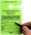 Temporary Contractor Passes