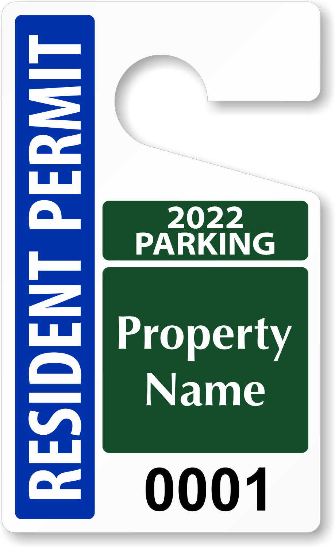 Bumper Parking Permits