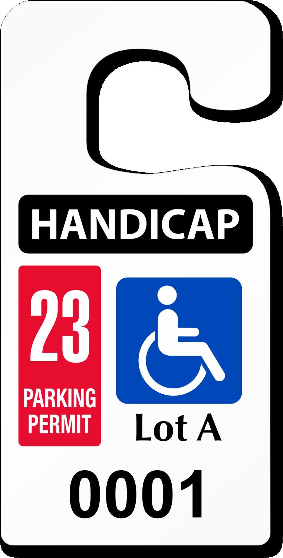 Handicap Parking Permits