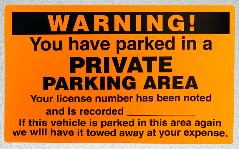 Parking Ticket Wrong Color Car