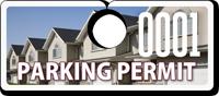 PhotoTag™ Mirror Parking Permits (non-blocking)