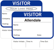 Personalized 1-Day Visitor Pass