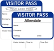 Customized 1-Day Visitor Pass