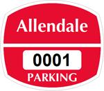 Parking Labels - Design OS6