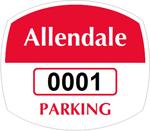 Parking Labels - Design OS8