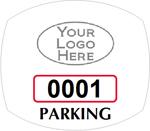 Parking Labels - Design OS1L