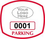 Parking Labels - Design OS4L