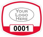 Parking Labels - Design OS5L
