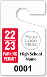 ToughTag™ for High School Parking Permits