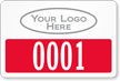 Parking Labels - Design LL7