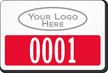 Parking Labels - Design LL7