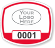 Parking Labels - Design OS5L