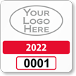 Parking Labels - Design SQ3L