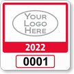 Parking Labels - Design SQ5L
