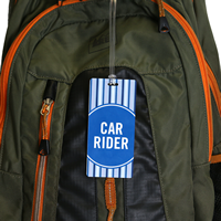 School Pass Backpack Car Rider Tag